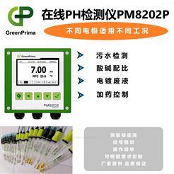 PM 8202P英國GREENPRIMA在線PH分析測量儀