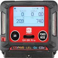 GX-3R理研便携式复合型气体检测器 随身携带
