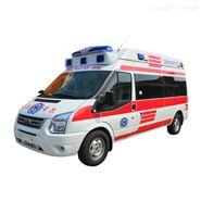 福特长轴高顶监护型负压救护车
