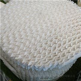 PTFE孔板波纹填料纯四氟350Y规整填料制作