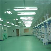 HZD青岛洁净室排水系统设计施工工程
