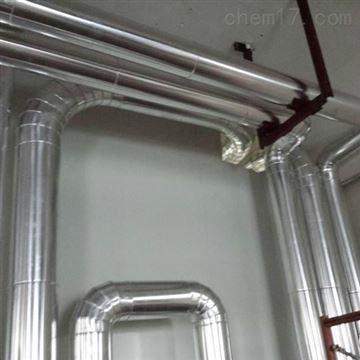 齐全天津专业承接蒸汽管道保温工程
