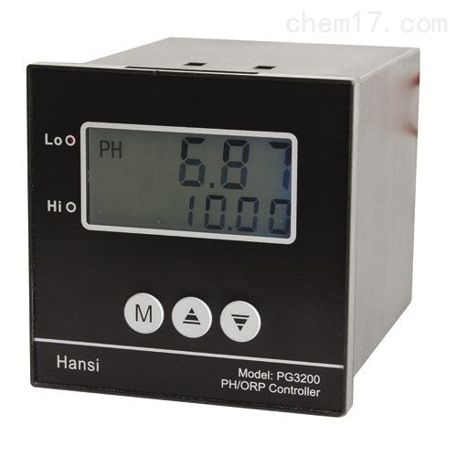 pH值在線監控台式儀表