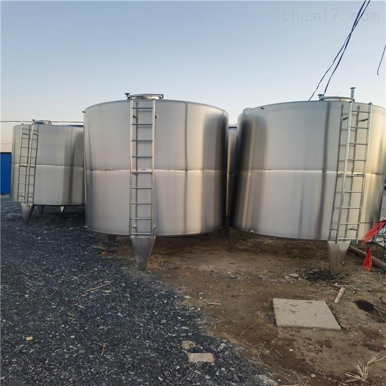 出售二手30吨立方储存罐