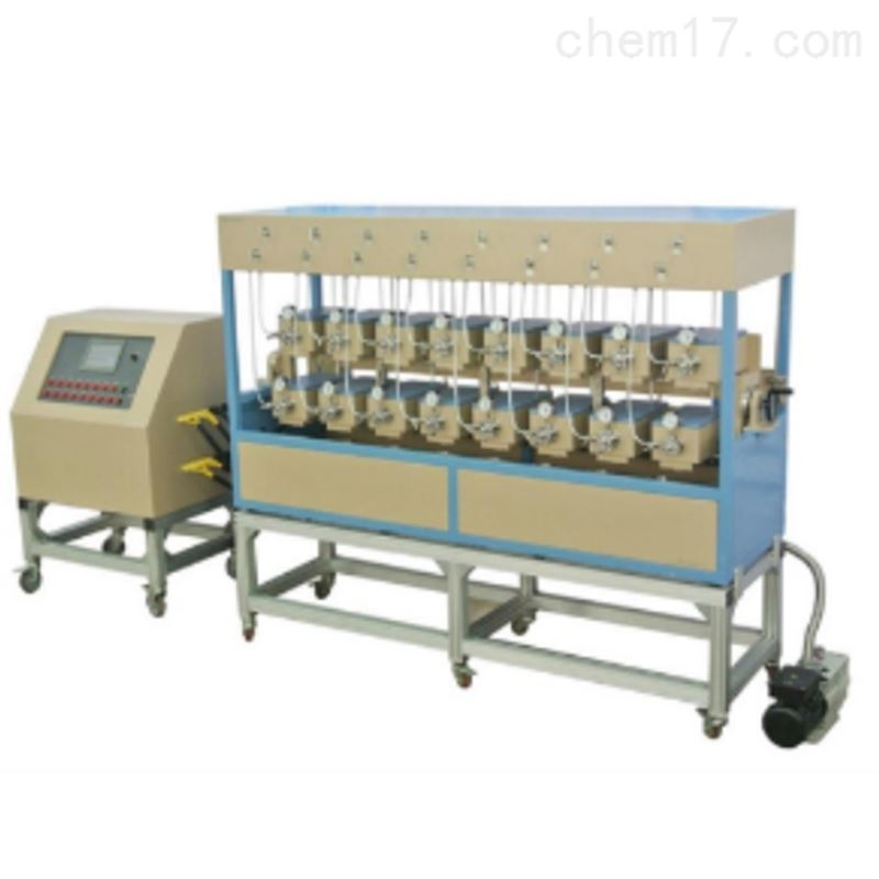 合肥科晶1100℃ 16通道管式炉高通量淬火炉