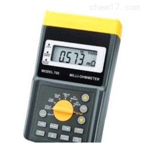 微欧姆表/微电阻计