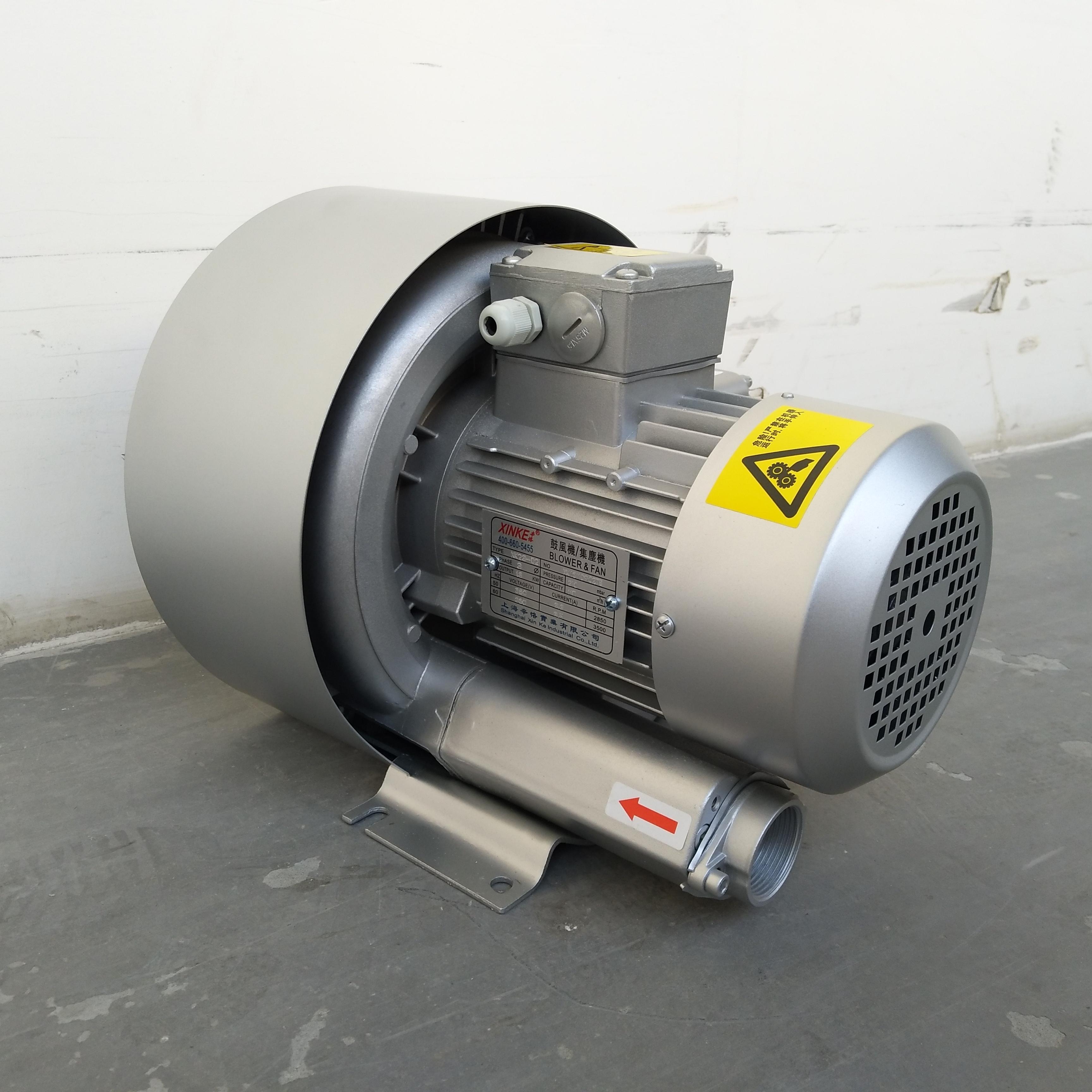 XK27-H3 4KW双段高压鼓风机