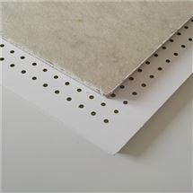 防火玻璃棉复合微孔吸音板