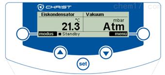 LDplus系列实验室冻干机 德国Christ