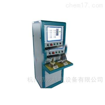 单台双工位电机定子测试系统