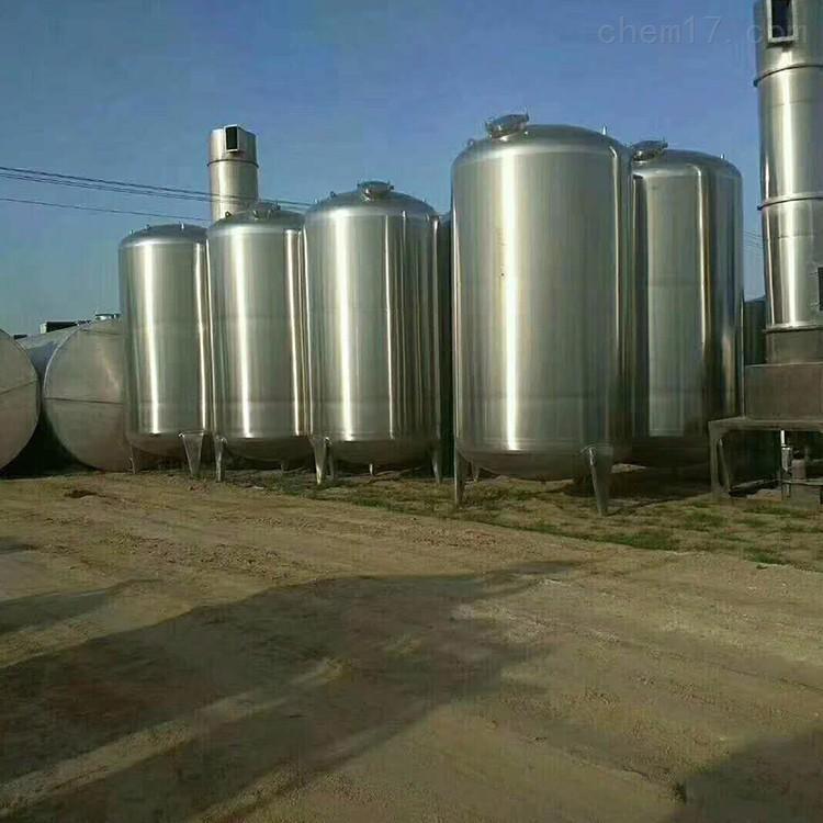 厂家定制304不锈钢立式储罐 型号不限