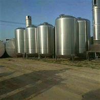 厂家处理二手不锈钢软水储罐 支持加工定制