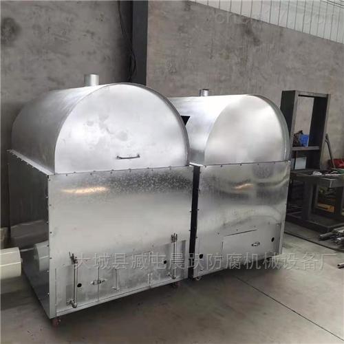 废旧泡沫化坨机一体机 泡沫融化机 泡沫烤箱
