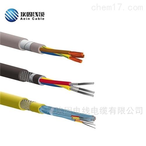 埃因铠装仪表电缆 耐寒-60°电缆