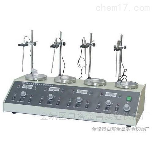 四联磁力搅拌器
