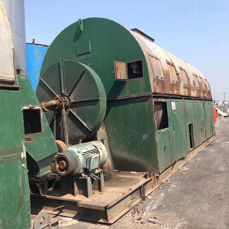 500平方二手管束热风干燥机报价