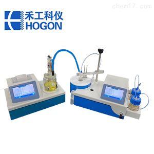 禾工科儀 AKF-IS2020C庫侖法卡氏水分測定儀