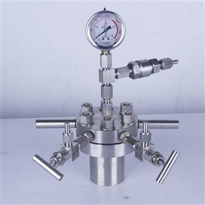 简易高压反应釜不锈钢耐高温大型CF-20L