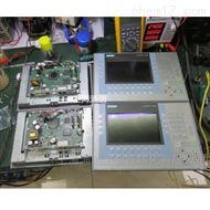 西门子TP900网口DP端口通讯不了维修