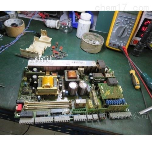 西门子6SN1145电源板灯不亮维修