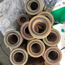 DN250柔性石墨金属缠绕垫片加工