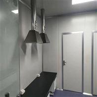 HZD聊城净化工程通风管道及配件的验收与安装