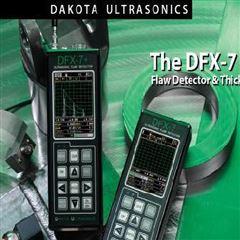 DFX-7多功能超小型探伤测厚仪