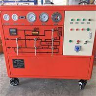 气体回收真空充气装置三级承试
