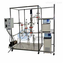 物料回收精馏装置AYAN-B150薄膜蒸发器厂家