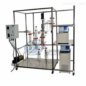 脱色膜式蒸发装置AYAN-F200短程分子蒸馏仪