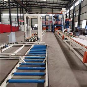 489全自动免拆FS建筑保温模板设备生产线