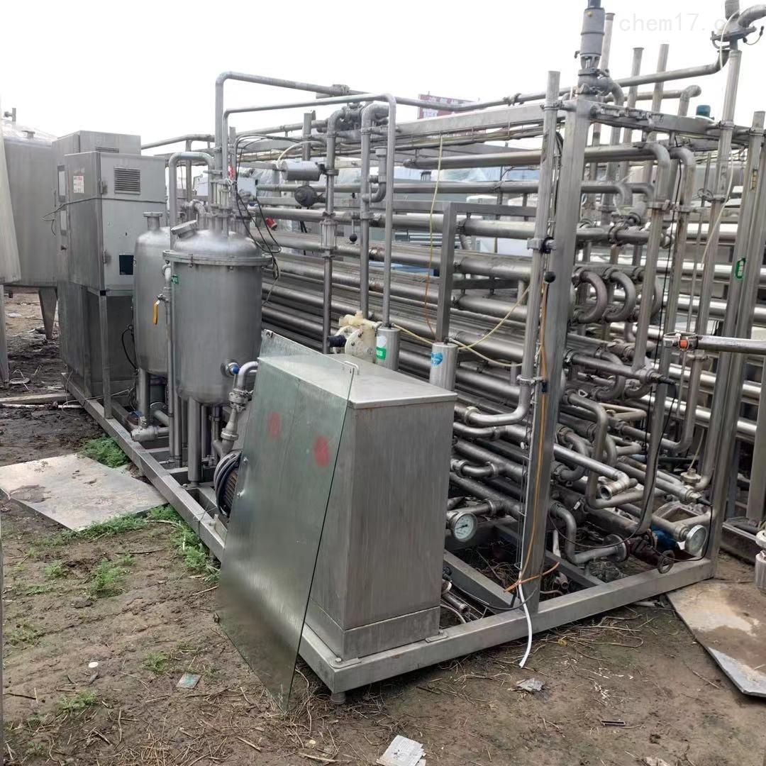 二手UHT-3500管式超高温杀菌机