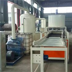 保温一体化硅质板设备