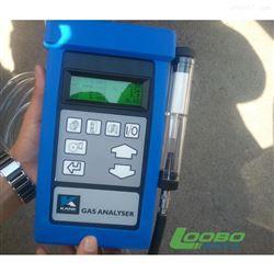 AUTO650内置电池驱动的便携式柴油车尾气检测仪