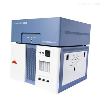TES-800荧光硫测定仪