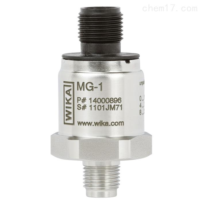 WIKA威卡适用于医用气体的压力变送器价格