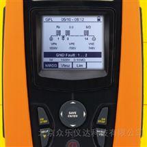 光伏系統測試和故障排除儀器PV-ISOTEST