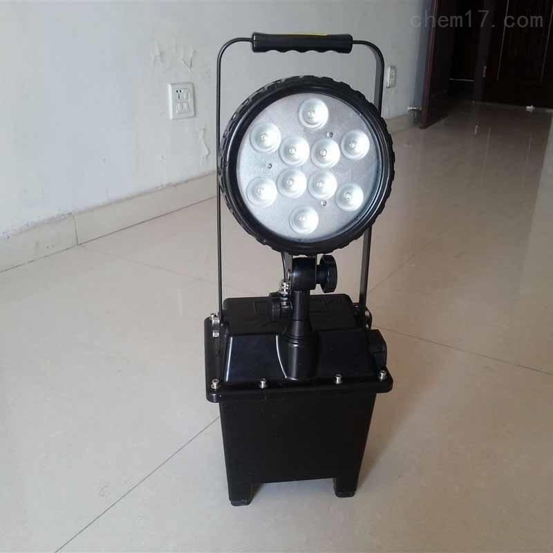 bfg51-led30w移动式蓄电池防爆泛光探照灯