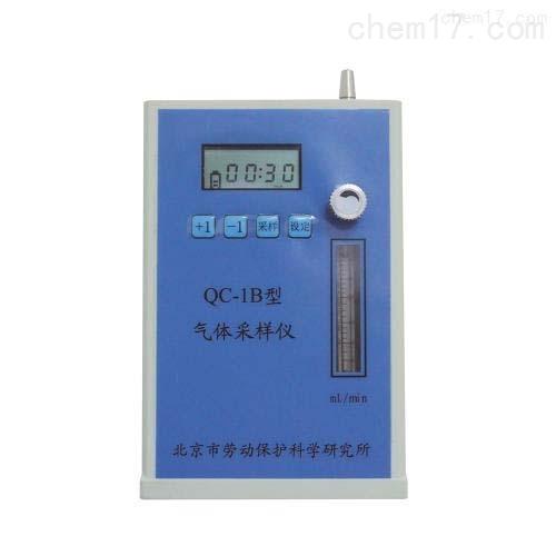 大气采样器 QC-1B 50-500ml/min