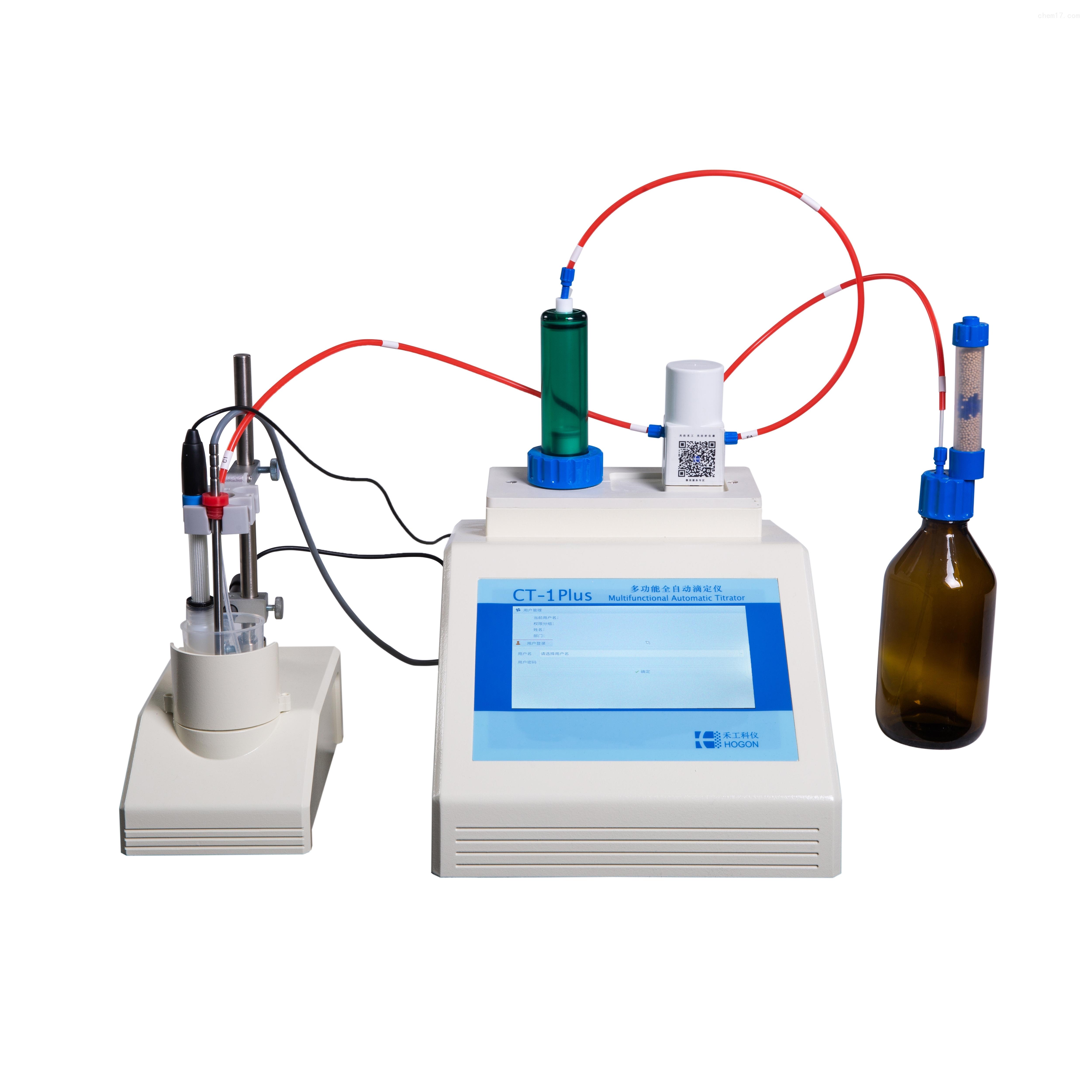 CT-1PLUS自動電位滴定儀