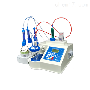 禾工科儀 快速卡氏水分測定儀