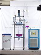 YSF-50升雙層玻璃反應釜丨高硼硅玻璃