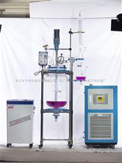 鞏義予華-YSF-20升雙層玻璃反應釜