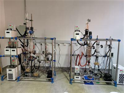 分子蒸餾設備價格