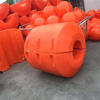 FT500*800抽沙清淤浮筒 塑料拦污排