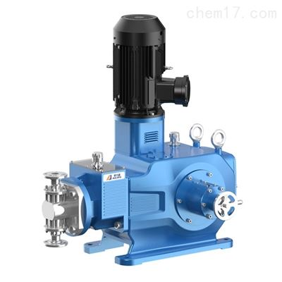 愛力浦高流量高壓力柱塞計量泵J50係列
