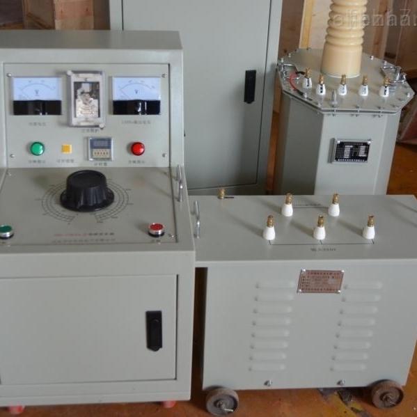 三倍频感应耐压试验装置原理