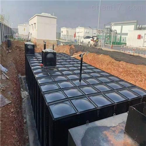 大模块镀锌板地埋消防水箱优点
