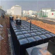 XBZY大模块镀锌板地埋消防水箱优点