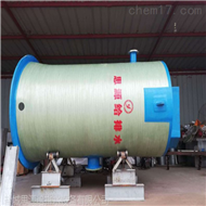3*7m玻璃鋼一體化預制泵站適用場合及特點